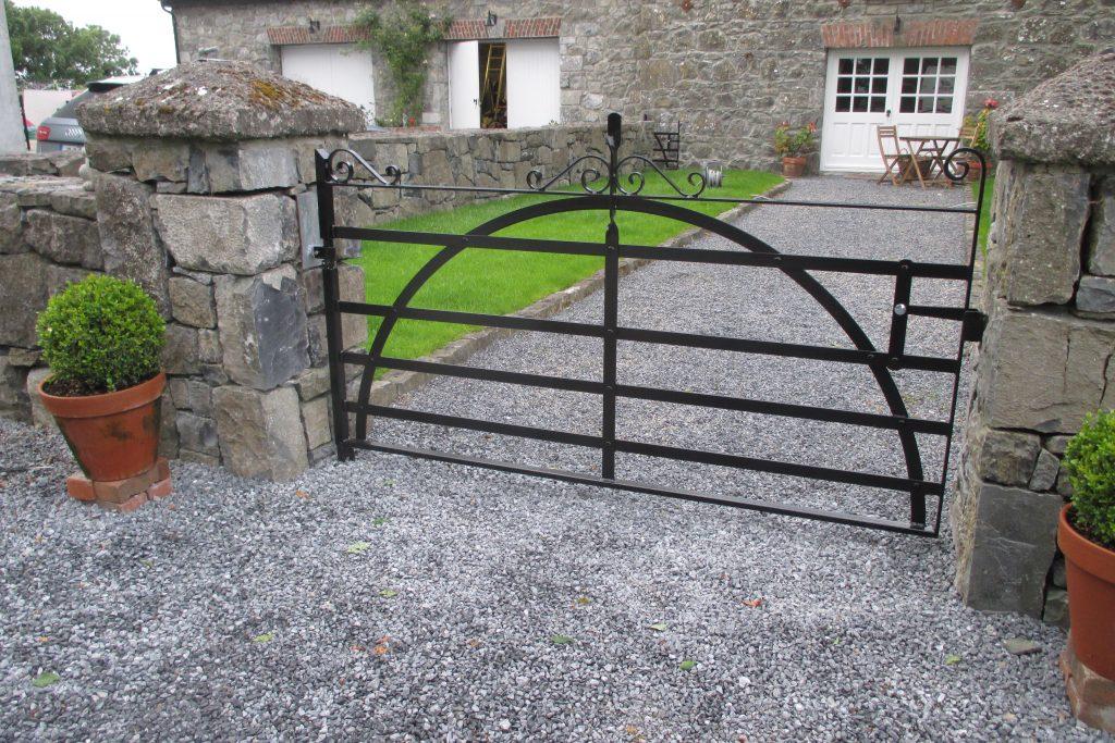 Estate gate 1